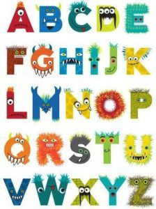 abecedario mo